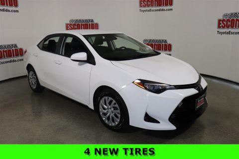 Certified Pre Owned 2017 Toyota Corolla Le