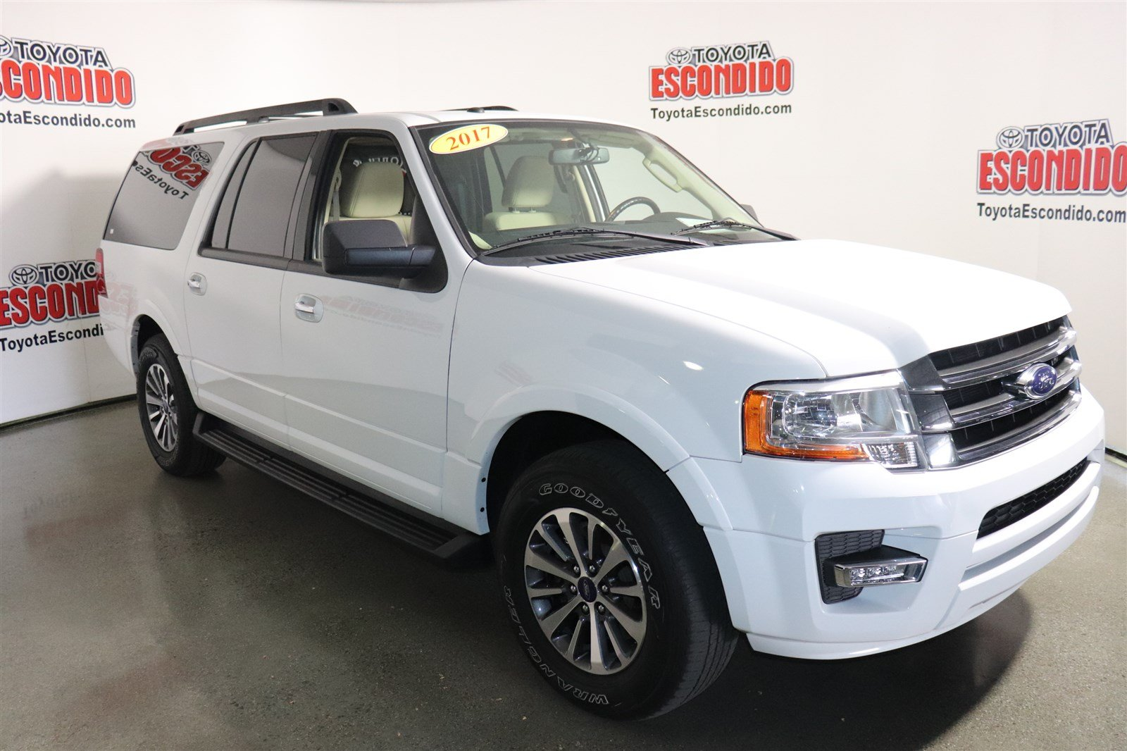 Pre owned 2017 ford expedition el