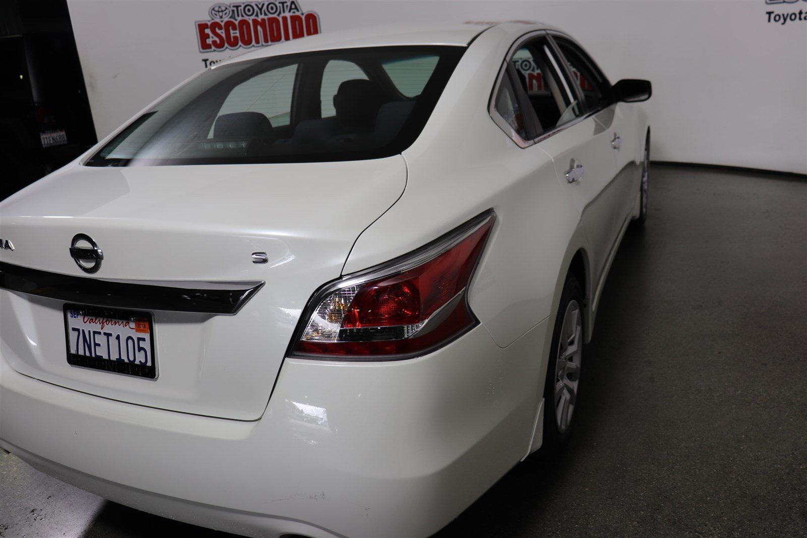 Pre Owned 2015 Nissan Altima 25 S 4dr Car In Escondido 64031 2014 Fuel Filter