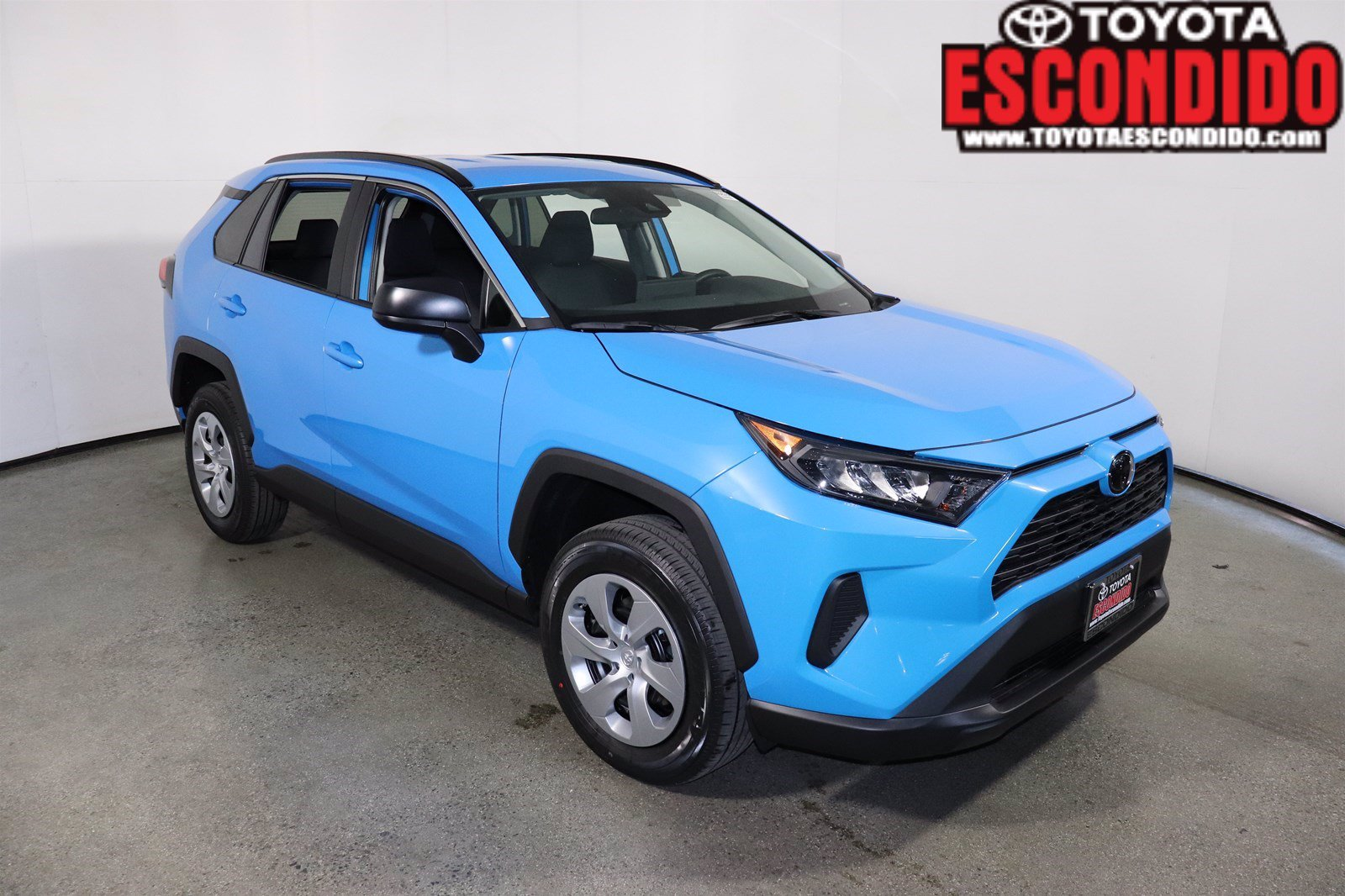 Lease a New 2020 Toyota RAV4 LE FWD Sport Utility for $169 a mo. + tax for 36 mo.
