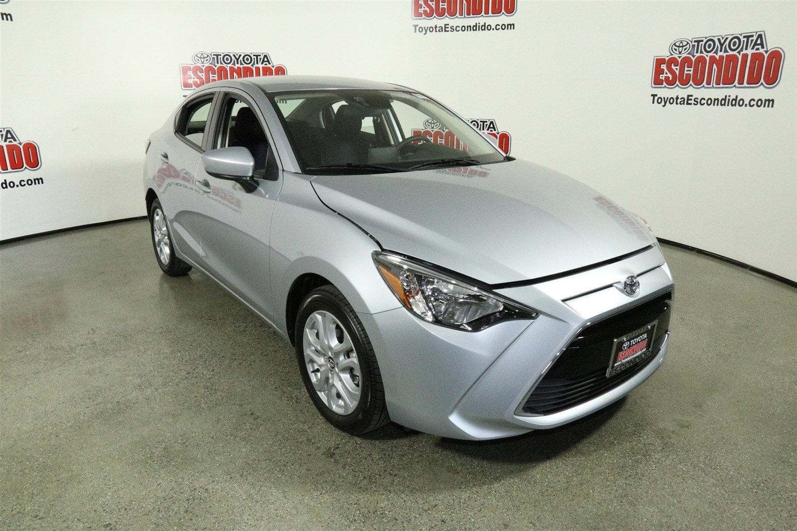 new 2018 toyota yaris ia 4dr car in escondido 1015771 toyota escondido. Black Bedroom Furniture Sets. Home Design Ideas
