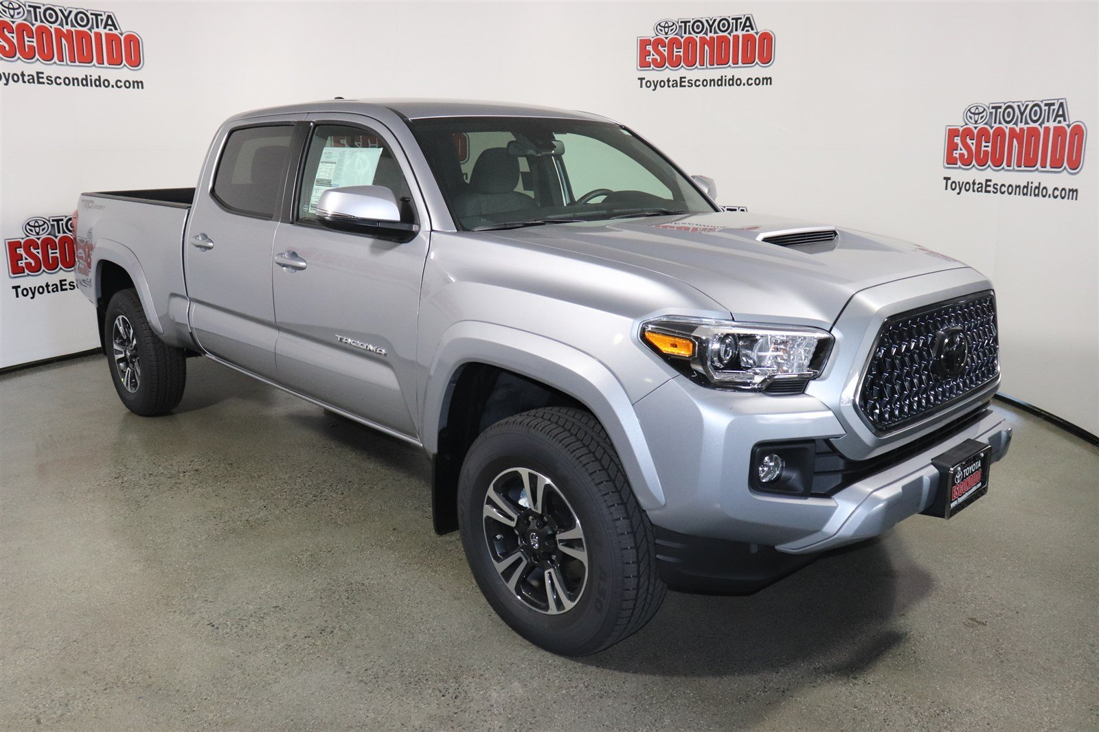 New 2019 Toyota Tacoma 2wd Trd Sport Double Cab Pickup In Escondido Long Bed Fuel Hostage Wheels