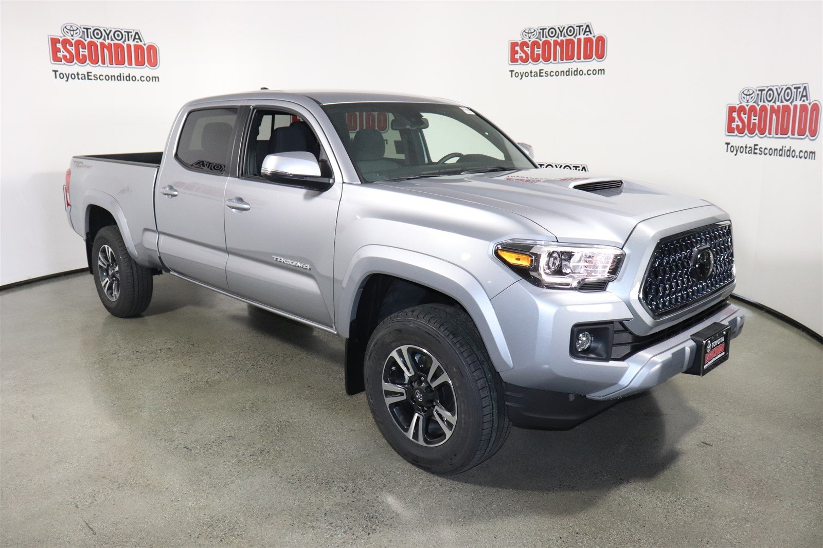New 2019 Toyota Tacoma 2wd Trd Sport Double Cab Pickup In Escondido