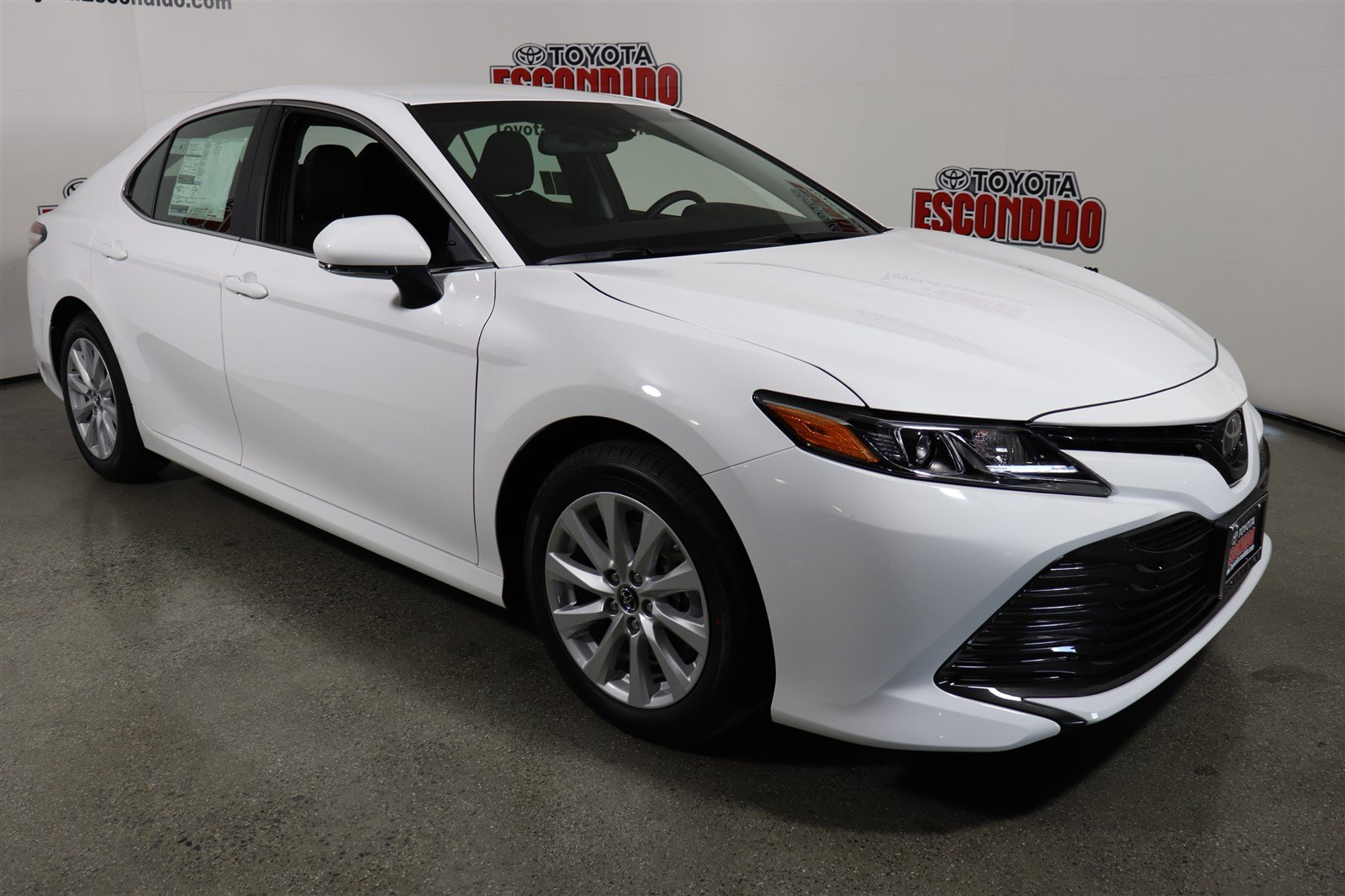 new 2018 toyota camry le 4dr car in escondido 1018339 toyota escondido. Black Bedroom Furniture Sets. Home Design Ideas