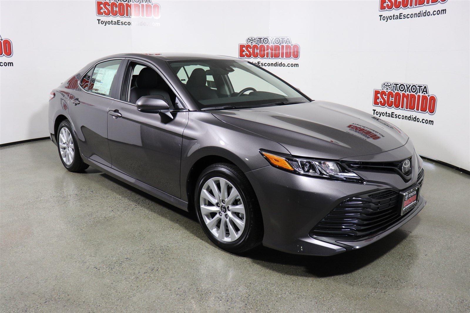 New 2019 Toyota Camry Le 4dr Car In Escondido 1021442 Toyota