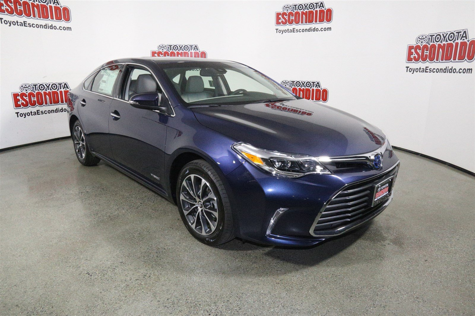 new 2018 toyota avalon hybrid xle premium 4dr car in escondido 1016241 toyota escondido. Black Bedroom Furniture Sets. Home Design Ideas