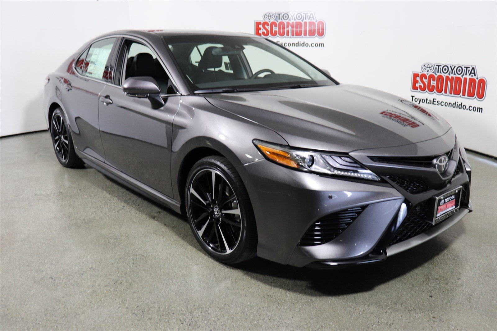 new 2018 toyota camry xse v6 4dr car in escondido 1018067 toyota escondido. Black Bedroom Furniture Sets. Home Design Ideas
