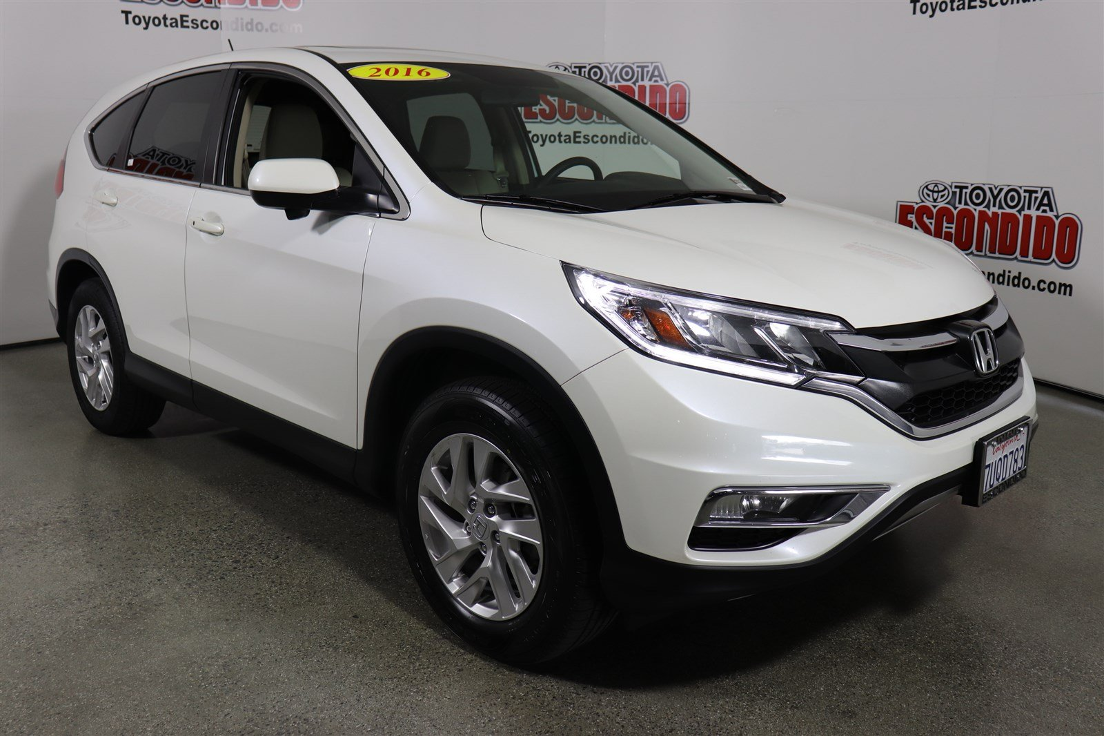Pre Owned 2016 Honda CR V EX Sport Utility in Escondido