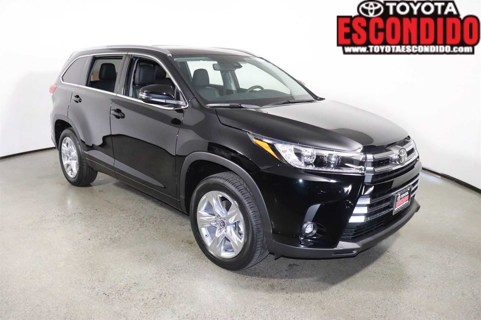 New 2019 Toyota Highlander