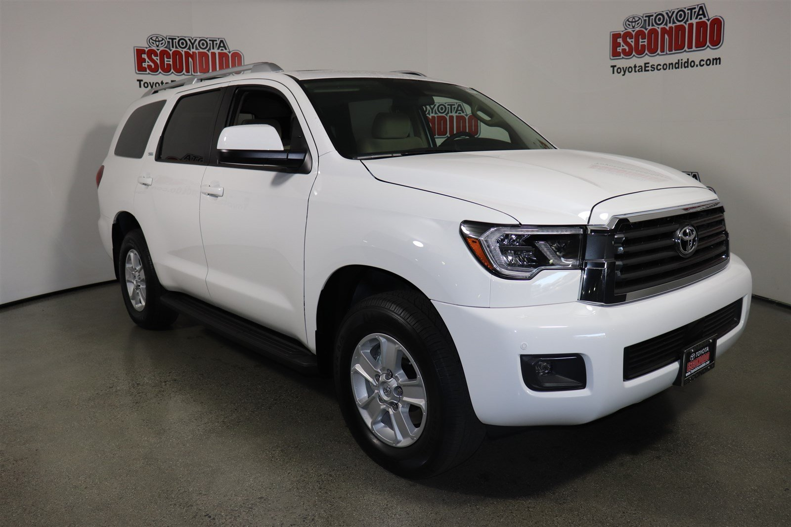new sport utility toyota escondido sequoia inventory rwd in