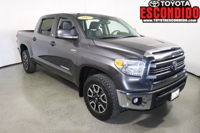 Certified Pre-Owned 2015 Toyota Tundra 2WD Truck SR5