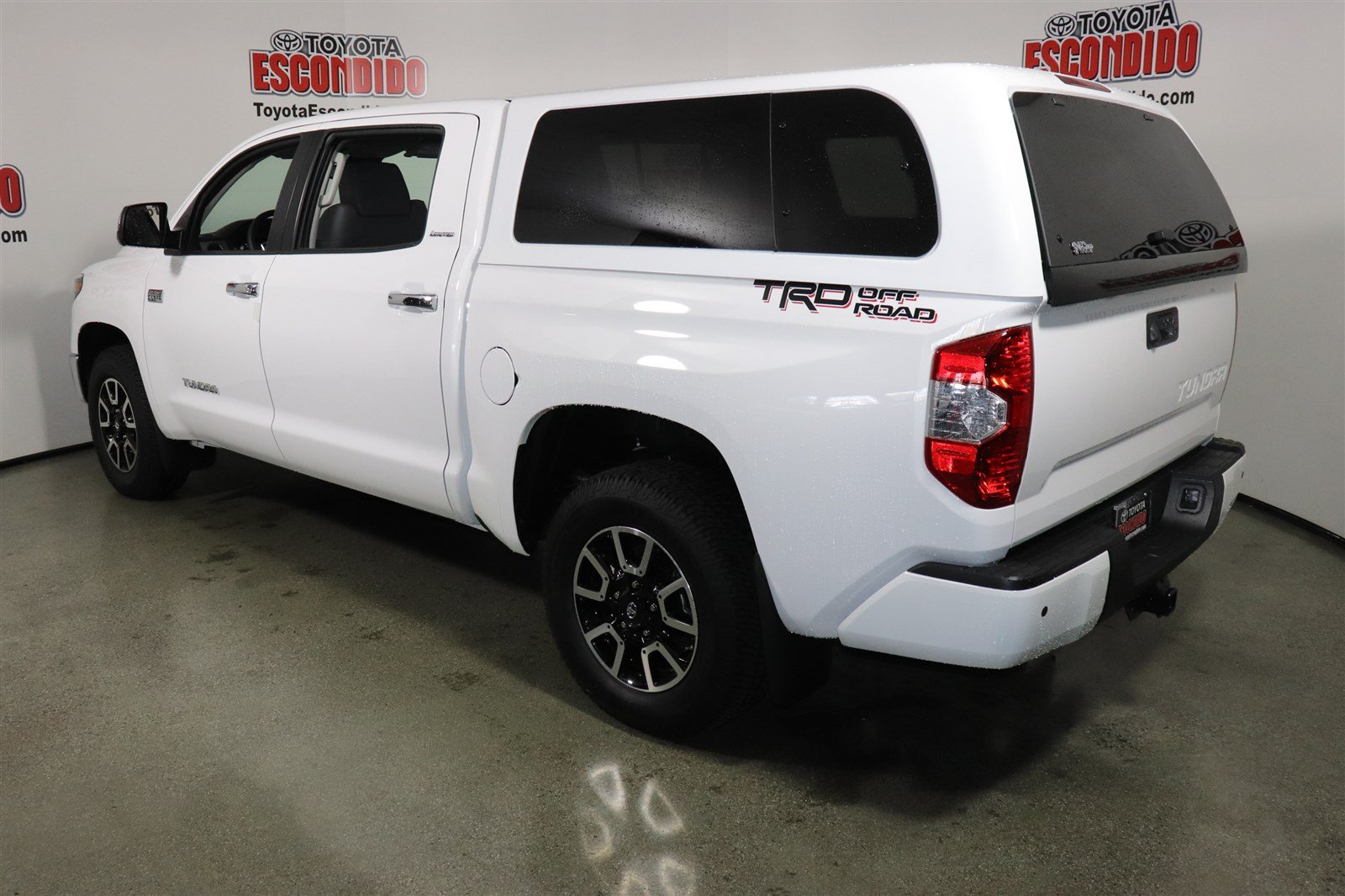 New 2019 Toyota Tundra Limited 2wd Crewmax Pickup In Escondido
