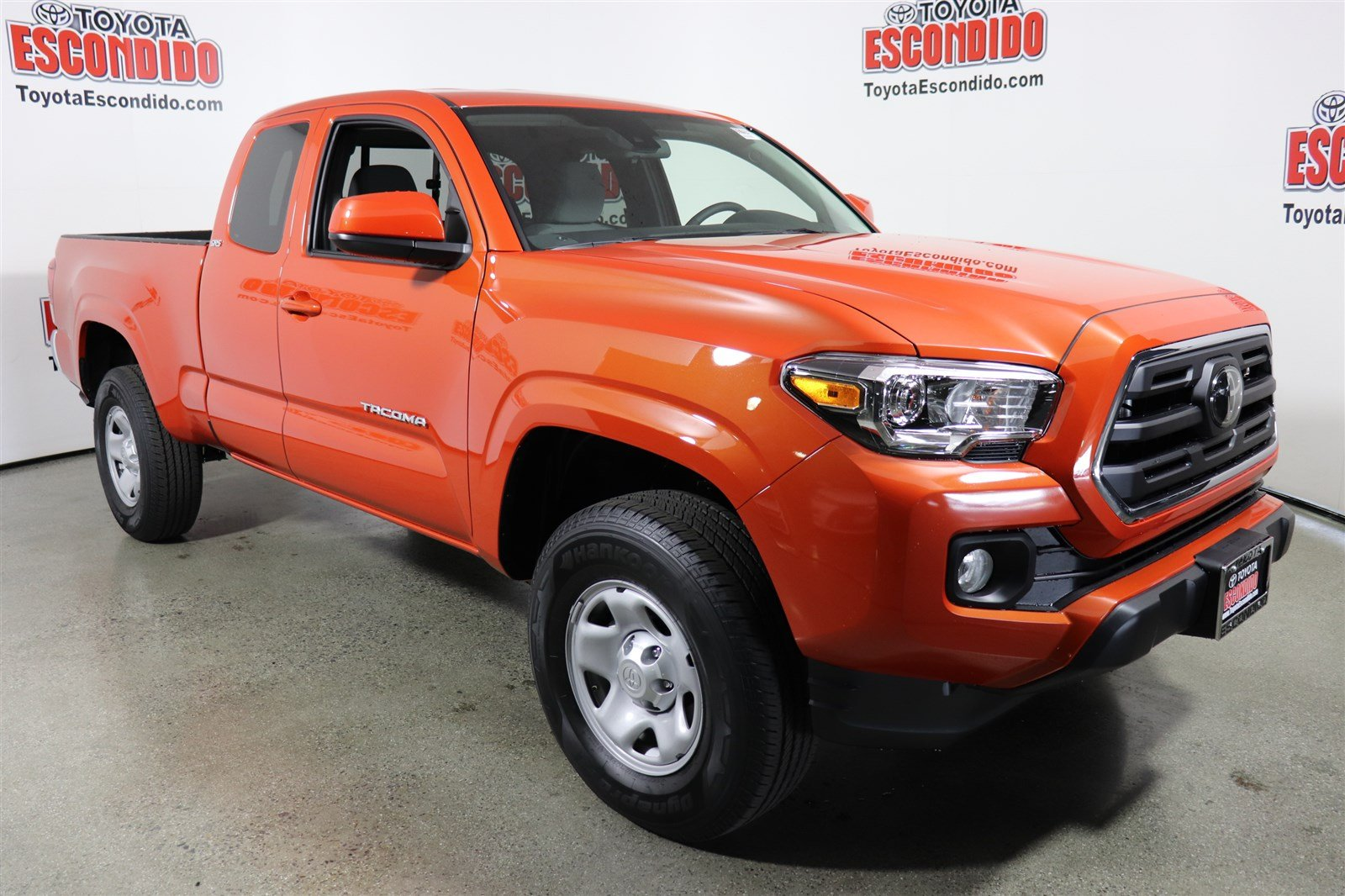 New 2018 Toyota Tacoma SR5 Double Cab Pickup in Escondido ...