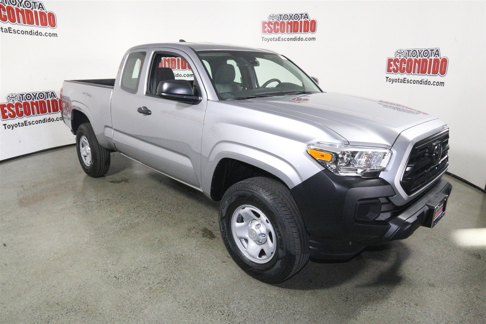 New 2018 Toyota Tacoma SR Double Cab Pickup in Escondido ...