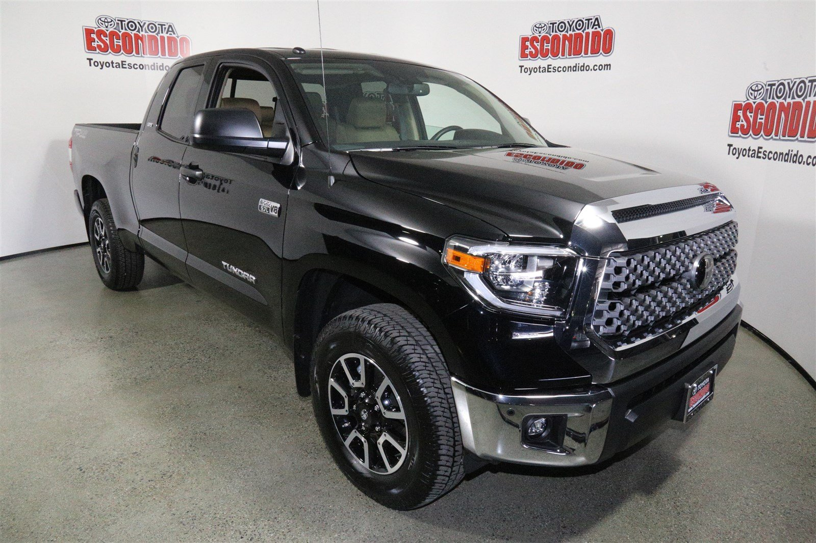 1794 Toyota Tundra >> New 2018 Toyota Tundra SR5 4WD Double Cab Pickup in Escondido #1015610 | Toyota Escondido