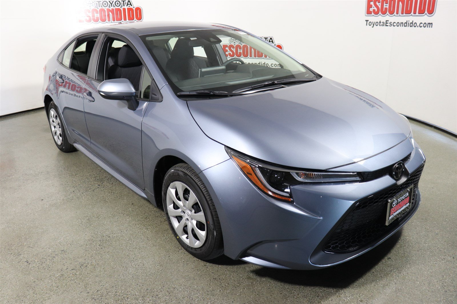 New 2020 Toyota Corolla Le 4dr Car In Escondido 1022763 Toyota