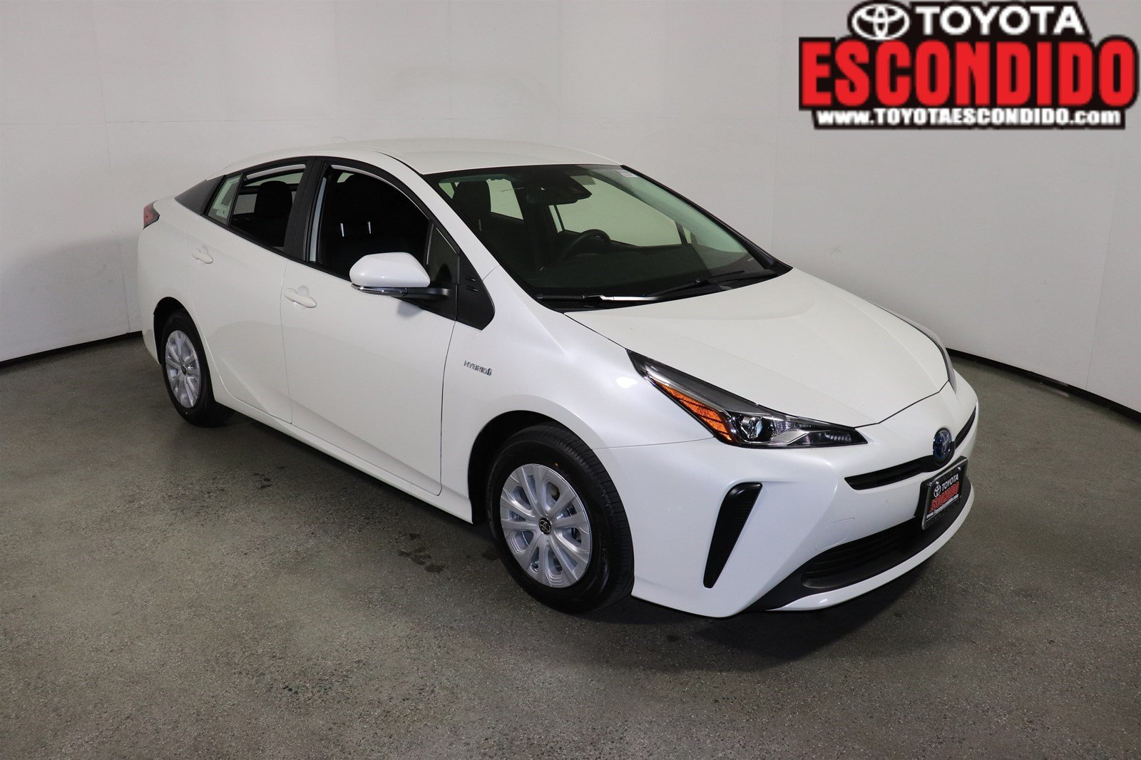 New 2020 Toyota Prius L Eco Hatchback In Escondido 1026556
