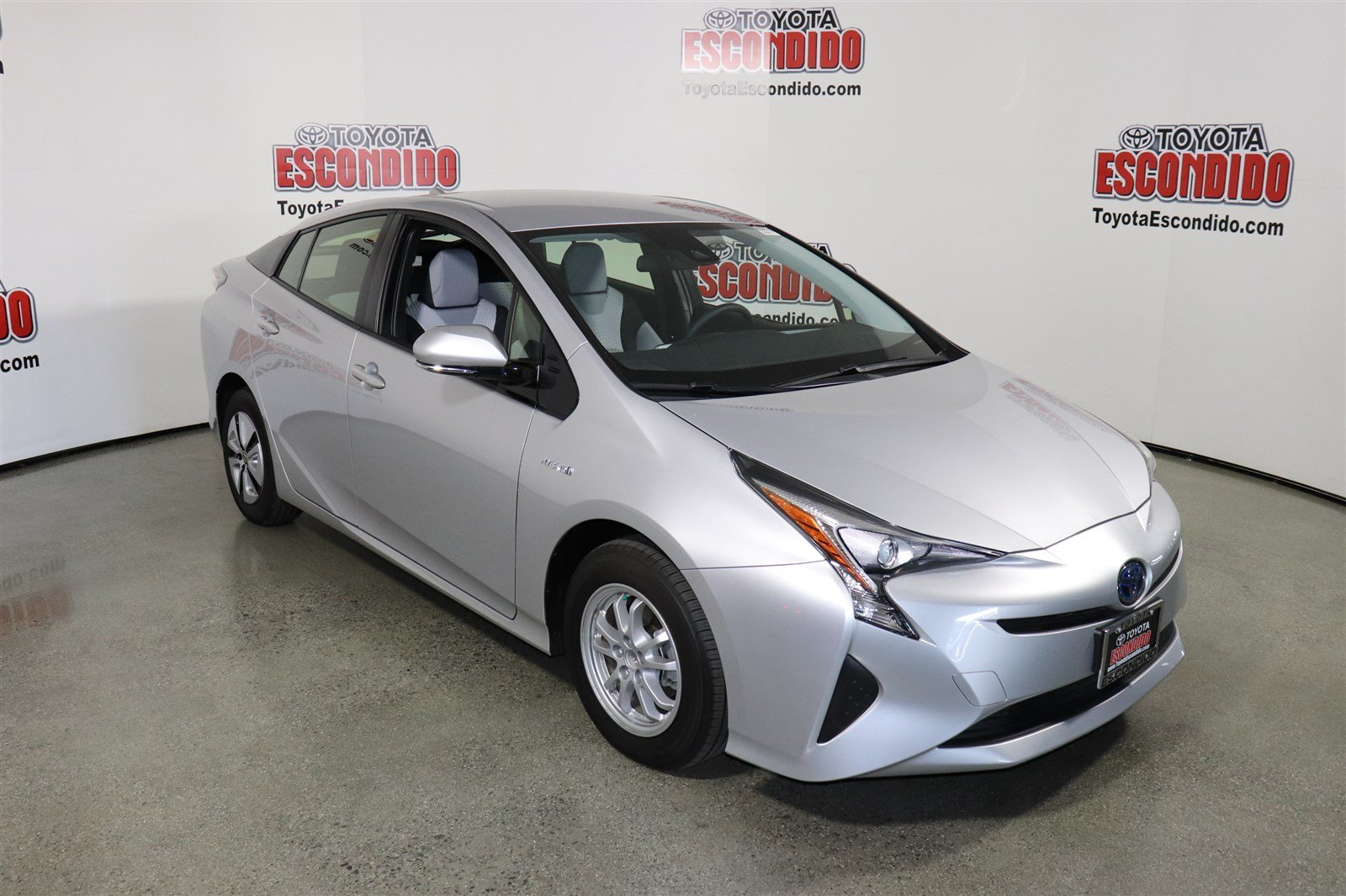 New 2017 Toyota Prius Three Hatchback in Escondido