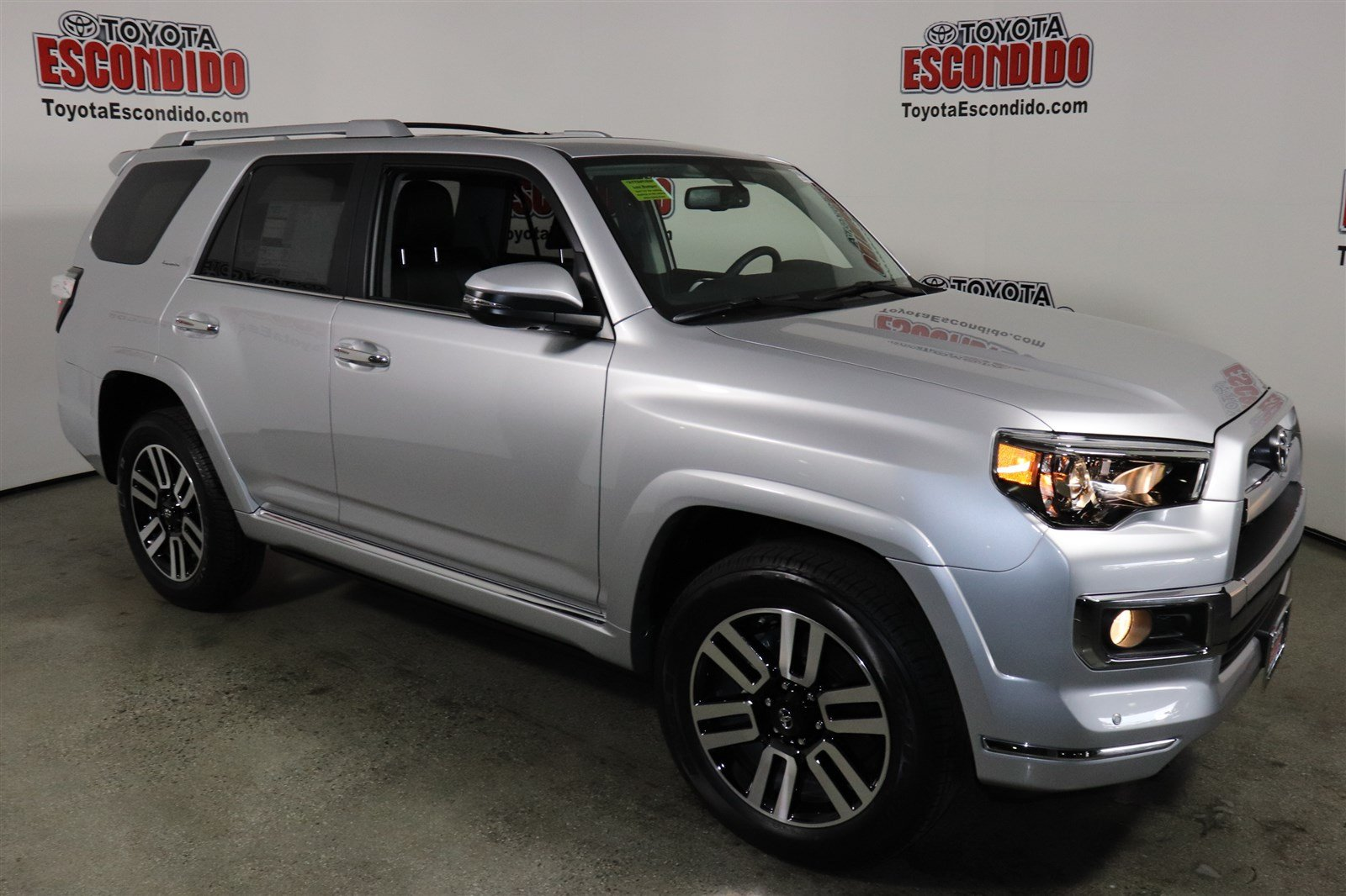 New 2018 Toyota 4runner Limited Sport Utility In Escondido
