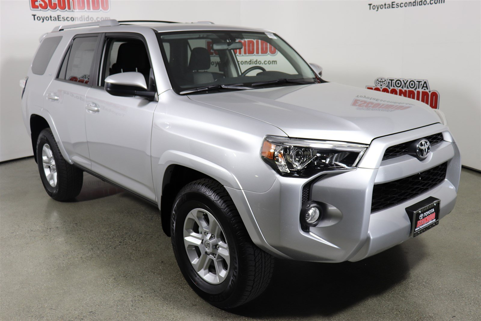 New 2018 Toyota 4Runner SR5 Sport Utility in Escondido ...