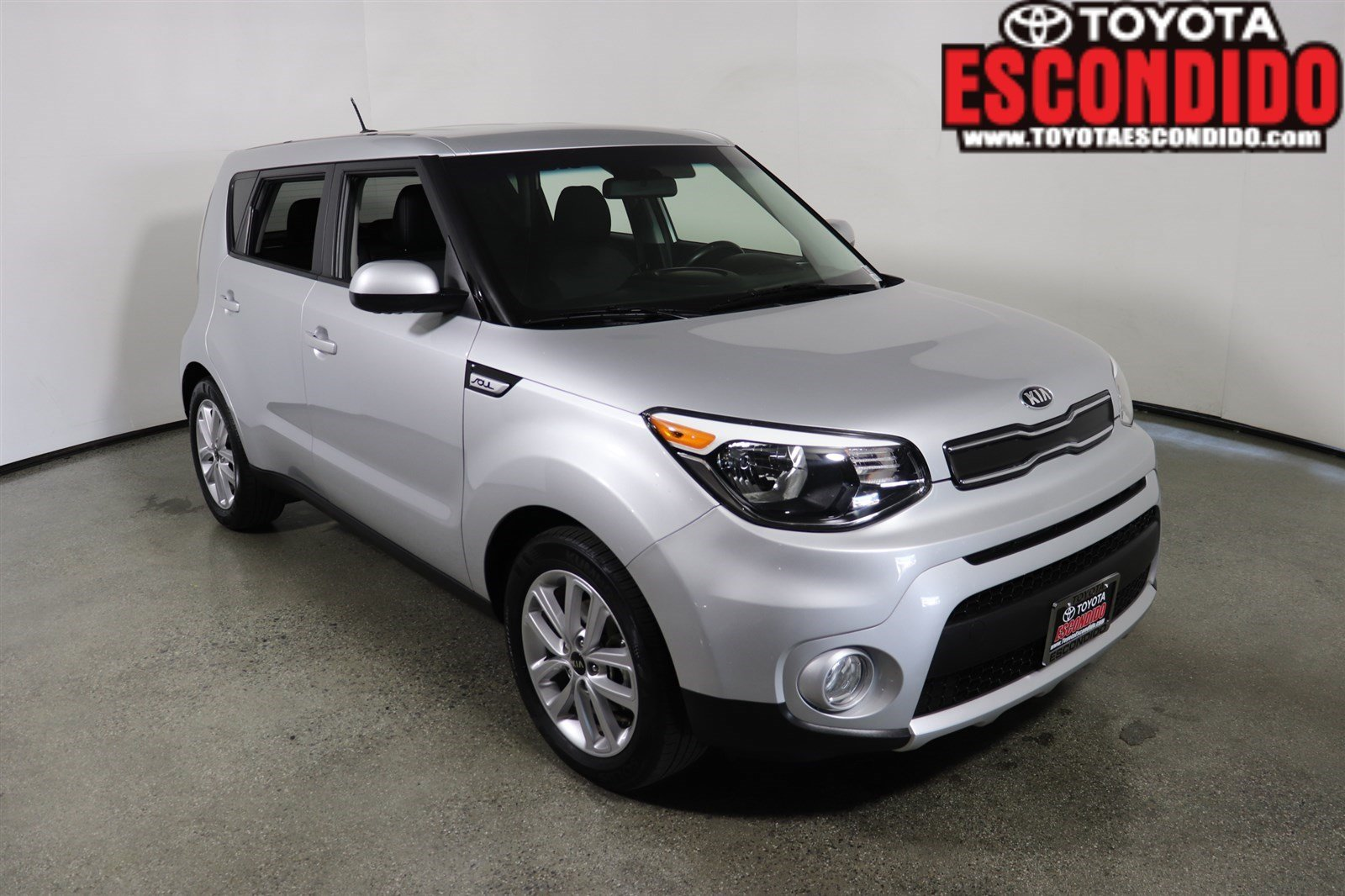Pre Owned 2018 Kia Soul Hatchback In Escondido 66092 Toyota
