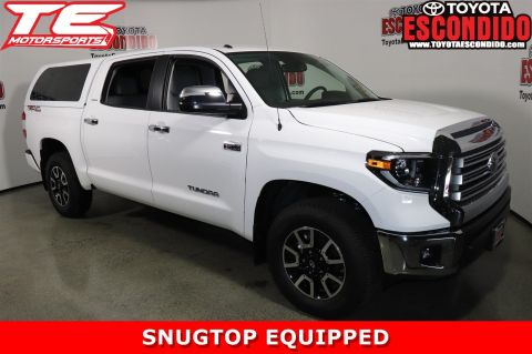 New 2019 Toyota Tundra Limited 2WD