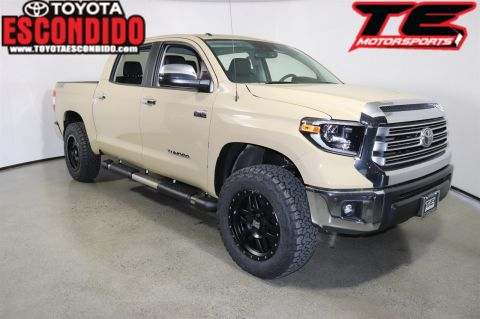 New 2019 Toyota TUNDRA LTD 4X4 Limited