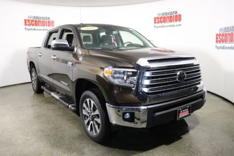 New 2019 Toyota Tundra Limited 4WD