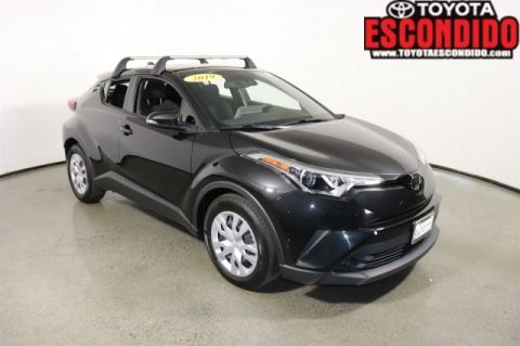 Certified Pre-Owned 2019 Toyota C-HR